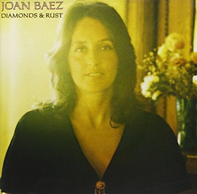 Baez,joan-Diamonds & Rust (Us Import) Cd New