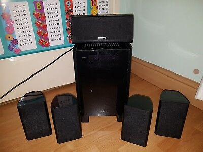 Onkyo HTX-22HDX Home Theater System