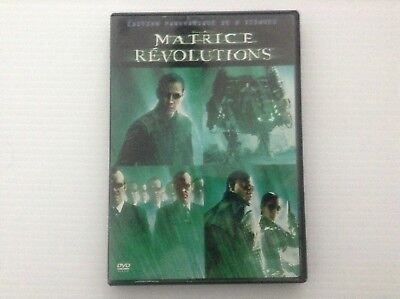 The matrix revolutions - widescreen (DVD)