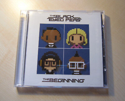 The Beginning von Black Eyed Peas (2010) CD Album The Time Fashion Beats Play it