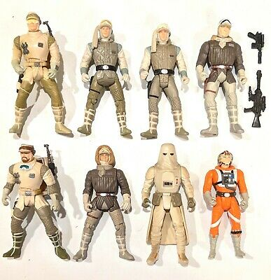 Star Wars /'Power of the Force 2/' Action Figures 1995-1998 Choose from List