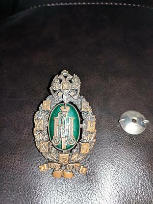 ORIGINAL RUSSIAN IMPERIAL COMMEMORATION 50 Years of Zemsky Institutions Badge.