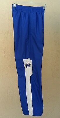 NIKE Team Air Force Academy Falcons Basketball Nylon Warm Up Pants Men's M