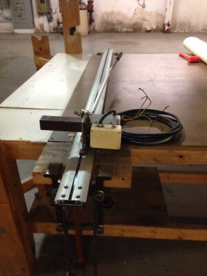 Wolf Able Spreader/Cut Off Saw