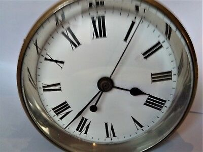 COVENTRY ASTRAL Maritime Clock-Serviced
