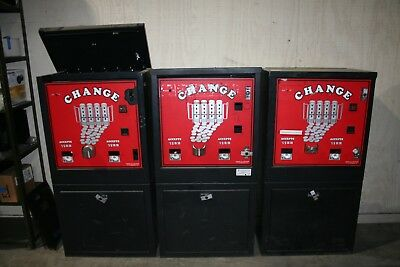 3 NON WORKING / PARTS Projects American Changers AC6000 As Seen in Photo's