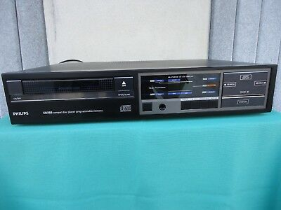 Philips  Cd 350   Tda 1540 2 Dac