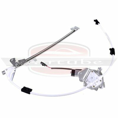 New Power Window Regulator Rear Right for 2006-2007 Jeep Liberty with Motor