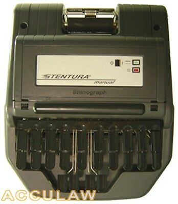 Stenograph Stentura 200 SRT with TWO Year Warranty (reconditioned)