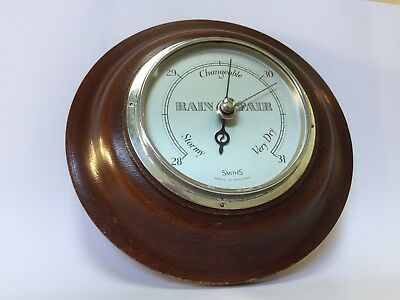 Vintage Smiths Barometer Made In England $55 Free Post