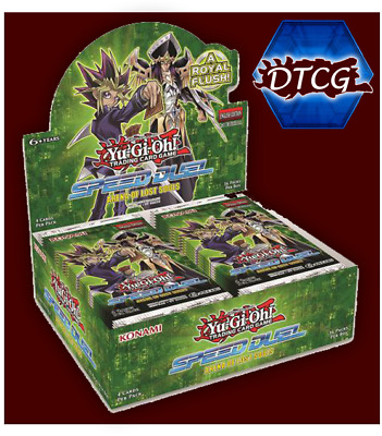 Preorder Sealed Yu-Gi-Oh! Arena of Lost Souls Booster Box FastFree Ship 03/29/19