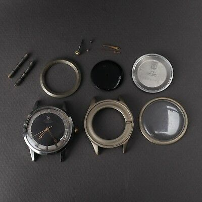 Vintage Universal Geneve Cal. 332 Watch Parts Watches For Repair Polerouter Look