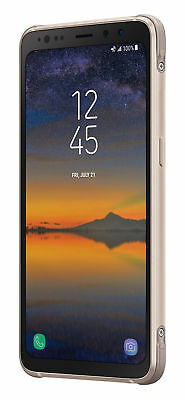 Samsung Galaxy S8 Active SM-G892A -64GB-GOLD GSM Unlocked Smartphone