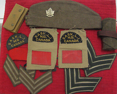 Named WWII group, SASK. L.I.