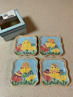 Easter Surprise MWW Market Mini Plates~Hard To Find