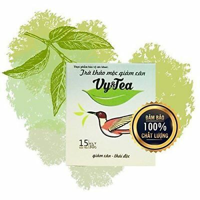1 Vy&Tea Natural Herbal Tea Help Weight Loss, Sleep Deep And Purifying The Body