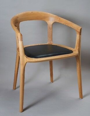 Danish style dinning chair ash wood