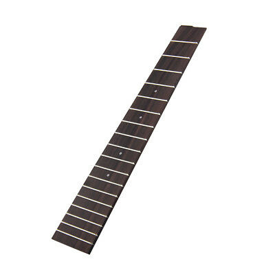 26'' Bass Guitar Fretboard Fingerboard with 18 Fret for Tenor Ukelele Parts