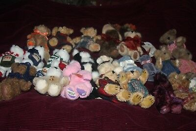 24 six inch Boyds bears 5 to 6 inch