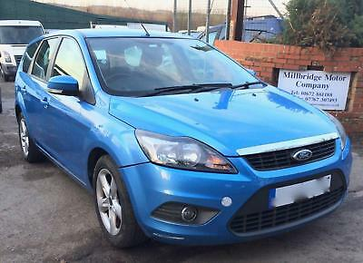 FORD FOCUS ZETEC 1.6 Estate Petrol Blue Manual Petrol, 2008