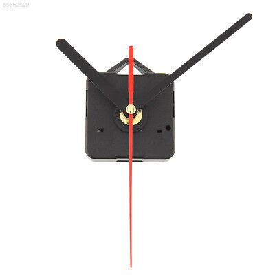 F7F7 with Black and Red Hands Tools Clock Movement Wall Clock Mechanism Parts