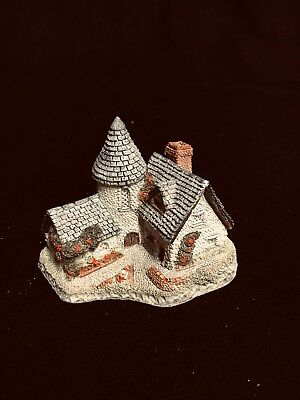 "David Winter Cottages ""Vicarage"" 1985  From The Heart of England Series Ret.1995"