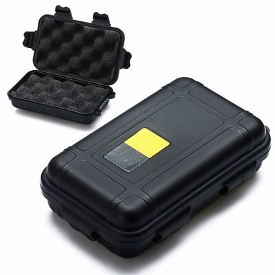 Waterproof Airtight Survival Container Storage Case Carry Box Outdoor Shockproof