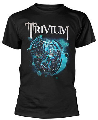 Trivium 'Mechanical Orb' T-Shirt - NEW & OFFICIAL