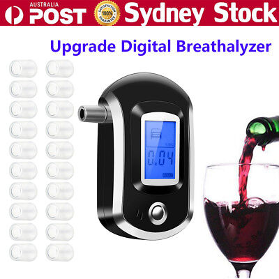 Victsing Pro Portable Alcohol Breath Tester Upgrade Digital Breathalyser CE ROHS