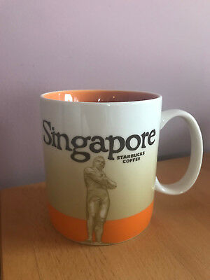 Starbucks Tasse SINGAPORE - NEU - City Mug - 16 oz - Städte Tasse