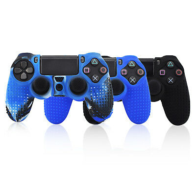 DualShock 4 Skin Anti-slip Silicone Cover Protector For PS4 SLIM PRO Controller