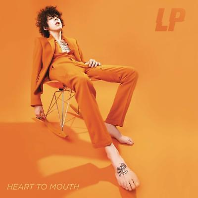 Lp Heart To Mouth Cd Nuovo