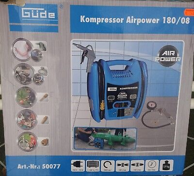 Güde Kompressor Airpower 180/08