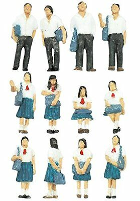 Tomytec Jiokore scene collection The human 123 student summer Japan