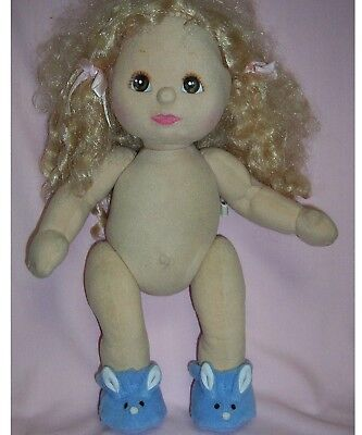 Bunny Slippers MY CHILD DOLLS - BOOTS SHOES clothes