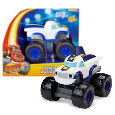 New Blaze And The Monster Machines Talking Darington Phrases & Sounds Official