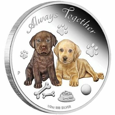 2016 1/2 oz. Silver Proof Coin  Always Together
