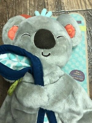 B. Toys – Snugglies - Fluffy Koko The Koala Security Blanket – Adorable Baby...