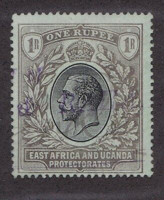 NO RESERVE AUCTION!!  East Africa and Uganda #49, Used, shade, pen cancel