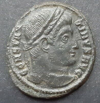 Roman bronze coins. Constantine I the Great (306-337)
