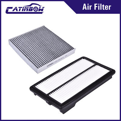 FA6283 FC35519C OEM ENGINE & CABIN AIR FILTER For 15-18 TLX 13-17 ACCORD 3.5L