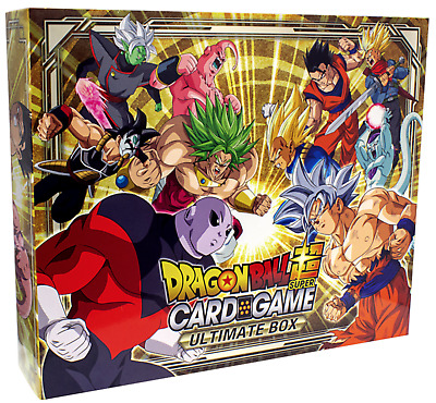 Dragon Ball Super TCG Sealed Ultimate Box - Expansion DBS-BE03
