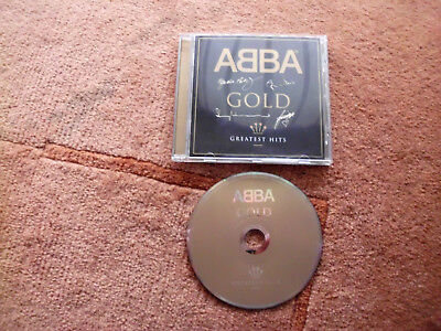 Limited Edition-Abba-Gold-Abba-Signiert-Greatest Hits-Best-Collection-Sammlung