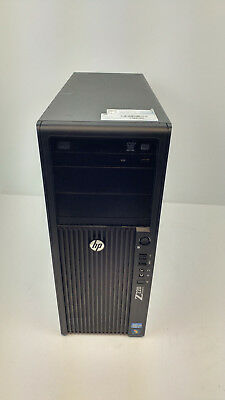 HP Z220 Workstation i7 3770 3.4GHz 8GB RAM 500 HDD Quadro 2000 WIN 10 PRO