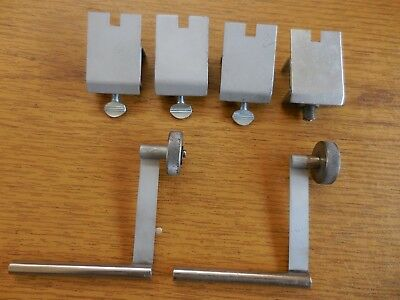 Guide Wheels and Brackets for 1250