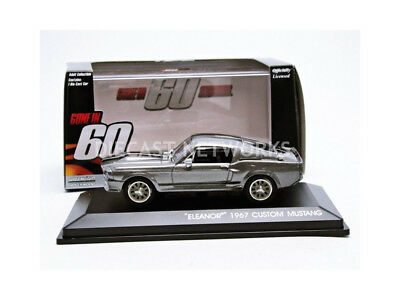 Greenlight Collectibles - 1/43 - Ford Mustang Shelby - Gt 500 Custom - Eleanor -