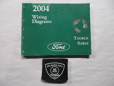 1990 MERCURY SABLE Electrical Wiring Diagrams Manual - $9.95 ... on