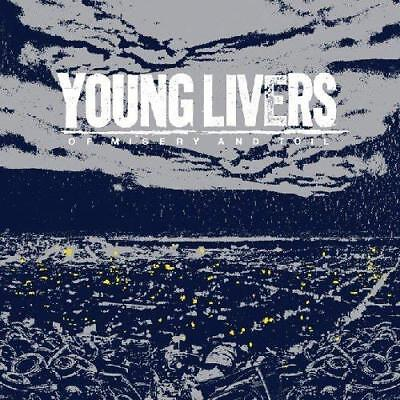 Young Livers-Of Misery And Toil (UK IMPORT) CD NEW