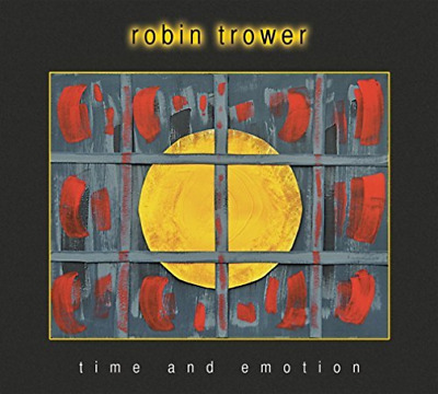 Trower Robin-Time And Emotion (UK IMPORT) CD NEW