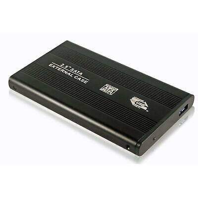USB 3.0 SATA External Hard Drive Case 2.5 Inch Enclosure Caddy HDD SSD